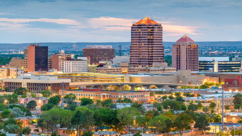 hotels for groups in Albuquerque